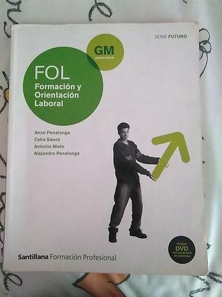 FOL Formación y Orientación Laboral Santillana