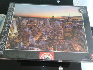 Puzzle 3000piezas