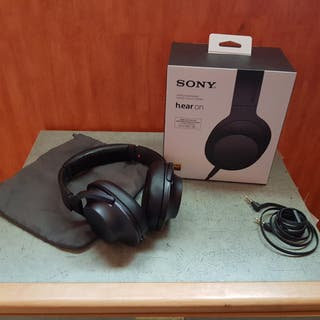Casque Hi-res audio Sony