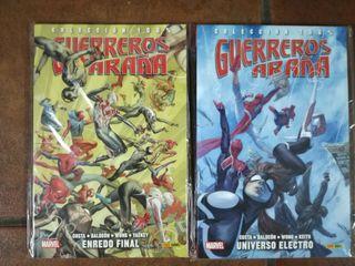 Guerreros Araña - Spiderman