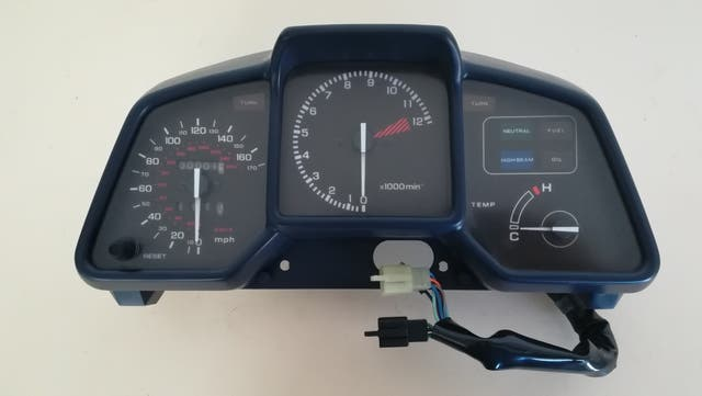 Cuadro Relojes Honda Vfr750f De Segunda Mano Por 300 En Algeciras