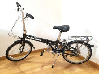 Nishiki Nautic Dahon Speed D7 Bicicleta plegable