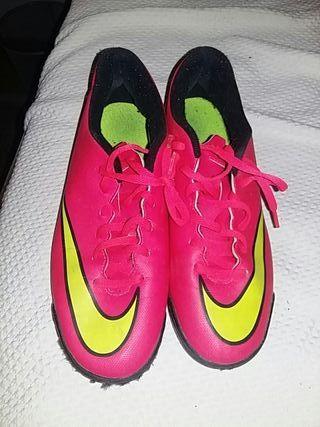 zapatillas nike fútbol sala talla 40