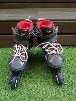 patines fila Oxelo, talla 35-38