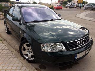 Audi A6 2.5 TDI Automático. Piel, madera, Xenon