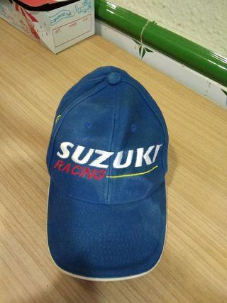 gorra suzuki team