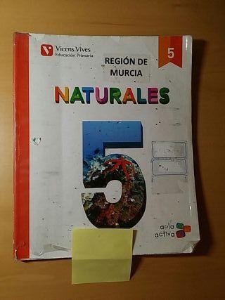 Libro c. naturales 5 primaria
