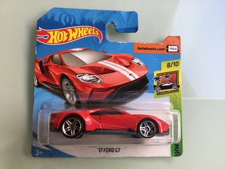 Hot wheels Ford Gt 2017