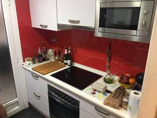 Muebles de cocina con encimera