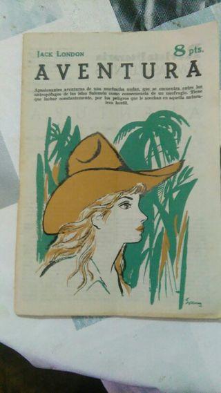revistas literaria, novelas y cuentos, 1958