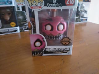 FUNKO POP NIGHTMARE CUPCAKE EXCLUSIVE DE FNAF