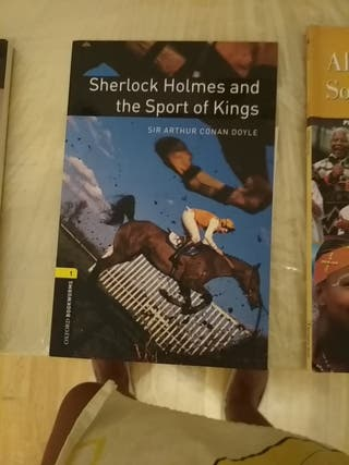 Libros de lectura de instituto en inglés
