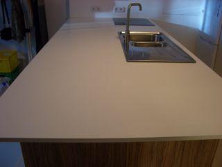 Encimera de cocina o mesa de trabajo