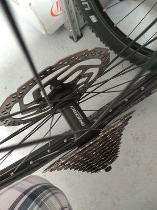 """Ruedas bicicleta de montaña 27,5"""""""