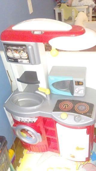 Cocinita de segunda mano en wallapop for Cocinitas de juguete segunda mano