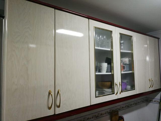 Muebles modulares de cocina de segunda mano por 400 € en Valladolid ...