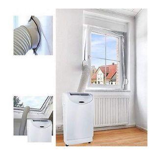 Aislante para aire acondicionado portátil