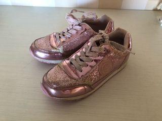 Zapatillas con luces Conguitos niña número 32