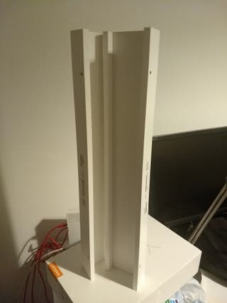 2 estantes Ikea Ribba 55cm
