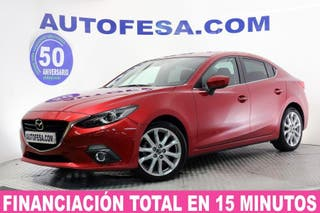 Mazda 3 2.2 SPORT SEDAN D LUXURY NAVEGADOR 150CV 4P