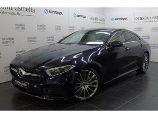 Mercedes-Benz Clase CLS CLS 350 d 4MATIC 210 kW (286 CV)