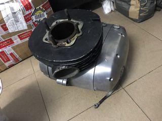 Motor Montesa Cappra MX 250cc 63M