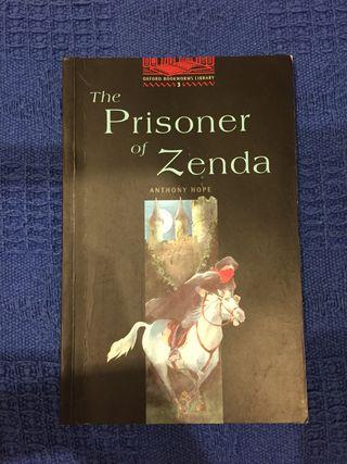 Libro en inglés The Prisoner of Zenda