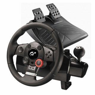 Logitec Driving Force GT para PS3 y PC