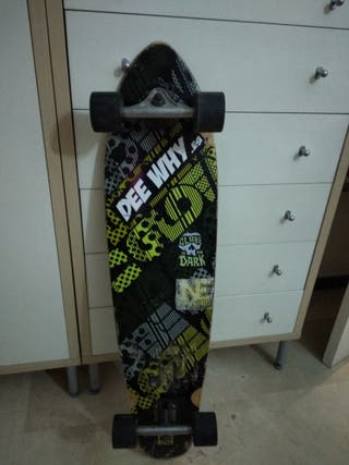 longboard skate cruiser