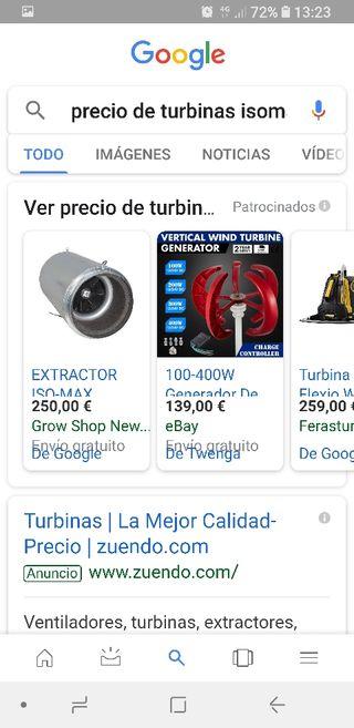 turbina iso-max