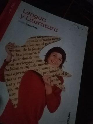 libro de lengua 1 eso