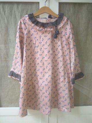vestido Nanos talla 8