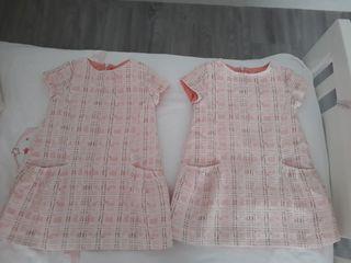 vestido mariquita perez 4 años