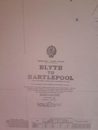 Carta marina original
