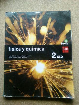libro 2° de ESO Fisica y Química SM