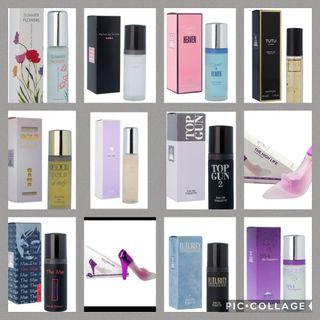 perfumes de siempre