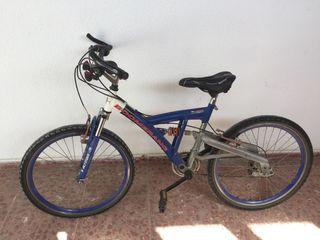 Bicicleta para niño de 7 a 12 años