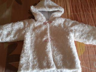 precioso abrigo muy suave