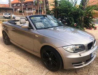 BMW Serie 1 CABRIO 2.0 143cv 6 Velocidades