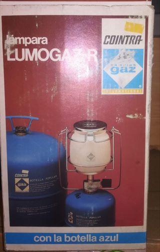 Lámpara Lumogaz