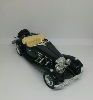 MERCEDES BENZ 500K ROADSTER 1936
