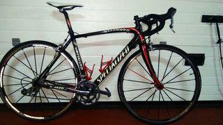 bicicleta specialized tarmac sworks sl2