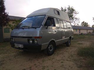 Nissan Vanette camper 1989