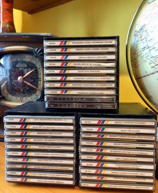 30 Discos de Música Clásica