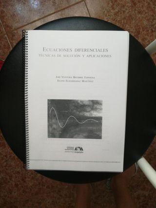 ECUACIONES DIFERENCIALES- José Ventura Becerril