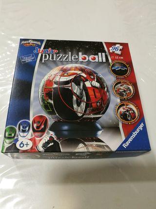 Puzzle Ball Junior Moto