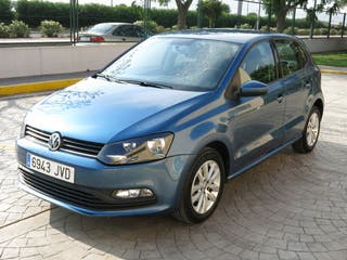 Volkswagen Polo Advance 75 cv Gasolina 2016