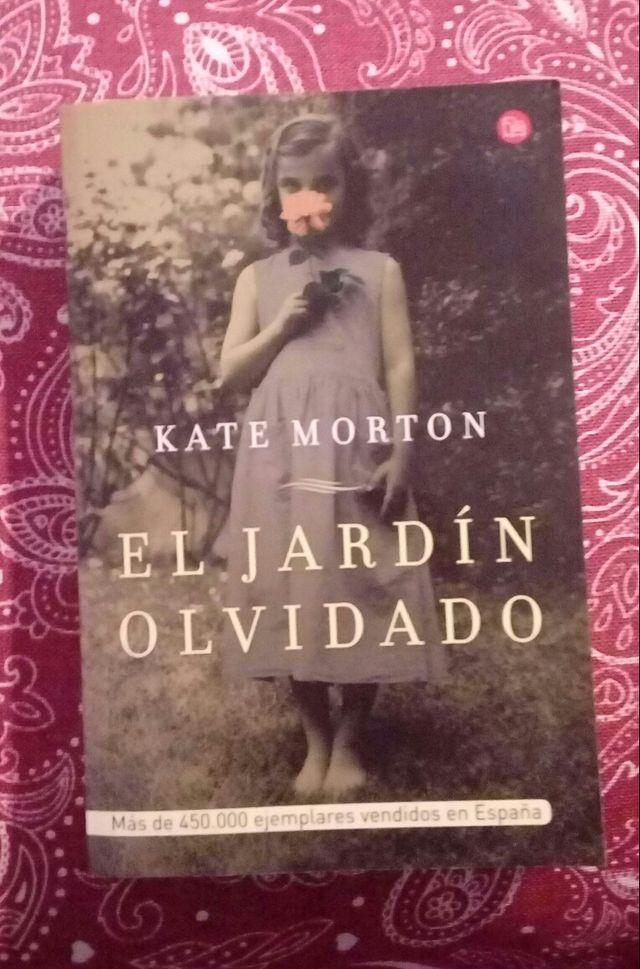Libro El Jardin Olvidado Autora Kate Morton De Segunda Mano Por 7