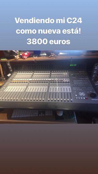 Mesa sonido