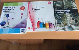 Libros Farmacia y Parafarmacia Grado Medio